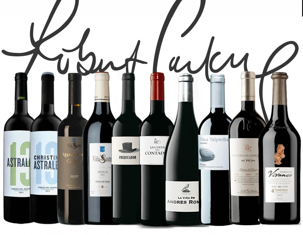 Descubre nuestros vinos con más de 90 puntos Parker
