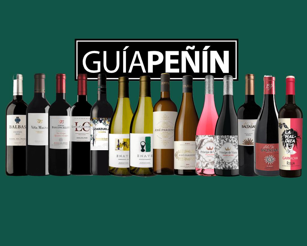 """Conoce nuestros vinos identificados como """"MEJORES COMPRAS"""" en la Guía Peñín 2017"""