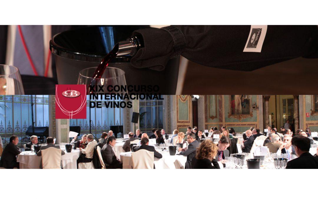 Vinos premiados en el XIX Concurso Internacional de Vinos Bacchus 2021